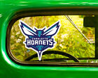 2 CHARLOTTE HORNETS BASKETBALL STICKER Decal Bogo For Car Bumper Laptop window on eBay