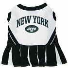 Pets First New York Jets NFL Cheerleader Outfit $22.99 USD on eBay