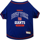 Pets First New York Giants T-Shirt $15.99 USD on eBay