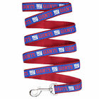 Pets First New York Giants Leash $11.99 USD on eBay