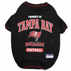 Pets First Tampa Bay Buccaneers Dog T-Shirt $17.99 USD on eBay