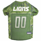 Pets First Detroit Lions Camo Jersey $27.99 USD on eBay