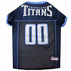 Pets First Tennessee Titans NFL Mesh Pet Jersey $27.99 USD on eBay