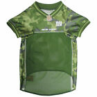 Pets First New York Giants Camo Jersey $23.99 USD on eBay