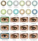 Vibrant Color Contacts Eye Lenses Colorblends Makeup Lens Halloween+ Free Case image