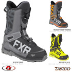 New 2020 FXR Mens HELIUM LITE BOA Snowmobile BOOT Black/Charcoal/Orange/Hi-vis