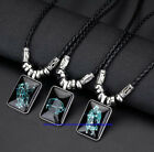 24'' Zodiac Star Sign Jewellery Mens Dads Mum Bf Gf Gift Pendant Chain Necklace