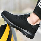 Mens Safety Shoes Trainers Cap Steel Toe Work Boots Sports Hiking Shoes Sneakers