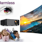Mini 1080P Projector LED Multimedia Full HD Home Theater USB VGA HDMI