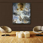 Salvador Dali Abstract Figure Wall Pictures For Living Room Canvas Art Home