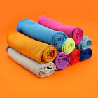 LOT Sports Fitness Fast Cooling Towels Gym Workout Yoga Pilates Hiking Relaxing image