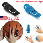 Basketball Sports Finger Protector Sleeve Support Brace Arthritis Band Wraps USA $10.92 USD on eBay