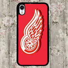 Detroit Red Wings Hockey Logo Samsung S7 S8 S9 L37 iPhone 11 XS X 5 6 7 8 Case $13.99 USD on eBay
