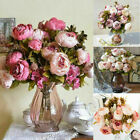 Silk Peonies Artificial Peony Flowers For Home Hotel Wedding Decor Us
