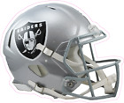 Oakland Raiders NFL Football Color Logo Sports Decal Sticker - Free Shipping $2.5 USD on eBay