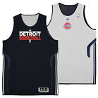 Adidas Detroit Pistons NBA Big & Tall Mens Climalite Reversible Practice Tank on eBay