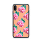 Pink and Blue Bliss iPhone Case