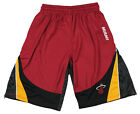 Zipway NBA Basketball Men's Miami Heat Wave Team Colors Shorts, Red on eBay