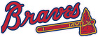 Atlanta Braves MLB Baseball Color Logo Sports Decal Sticker - Free Shipping on Ebay