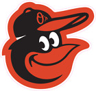 Baltimore Orioles MLB Baseball Color Logo Sports Decal Sticker - Free Shipping on Ebay