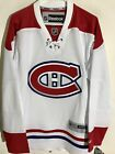 Reebok Premier NHL Jersey Montreal Canadiens Team White Alt sz M $49.99 USD on eBay