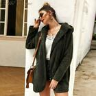 Belle Poque Cardigan Fluffy Coat Women Loose Long Furry Teddy Coat Ladies Solid