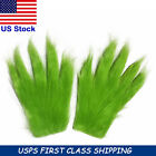 Grinch Plush Gloves Christmas Halloween Deluxe Party Cosplay Props