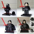 Kylo Ren YOUR PICK Star Wars Minifigure +Stand for Lego Rise of Skywalker Jedi $17.09 USD on eBay