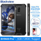 Blackview Bv9600e Ip68 Waterproof Mobile Phone Helio P70 Android 9 4gb+128gb Nfc