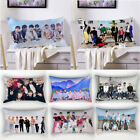 Fashion BTS Printing Home Decor Bedroom Pillowcase Sofa Rectangle Cushion Cover image