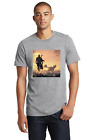 Star Wars The Mandalorian Weathered Look T-shirt $20.0 USD on eBay