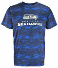 Zubaz NFL Football Men's Seattle Seahawks Tundra Camo T-Shirt $19.99 USD on eBay