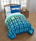Fortnite Boogie Twin/Full Comforter Set OR Fortnite Twin Boogie Sheet Sets NEW