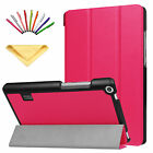 "For Huawei MediaPad T3 7"" 8"" 10"" Shockproof Slim Tablet Folio Leather Case Cover"