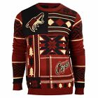 Forever Collectibles NHL Men's Arizona Coyotes Patches Ugly Sweater $31.95 USD on eBay