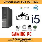 Custom Built Gaming Pc | Win10 | 3tb Hdd | Gtx 750 Ti | Fast | I5 | Fortnite