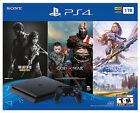 Kyпить NEW Sony Playstation 4 1TB PS4 3 Game Console Bundle God of War Last of US HZD на еВаy.соm