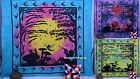 Fairyland Printed Tapestry Bedcover Hippie Queen Wall Hanging Home Bed Cover