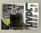 2019 Prizm Football Insert Card Silver Green Hype Fireworks Brilliance You Pick!
