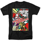"Buy ""The Transformers Comic Poster Bumble Bee Optimus Prime Megatron T-shirt S to 5XL"" on EBAY"