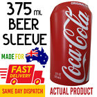 2 PACK Silicon Hide A Beer ® 375ml Reuseable Can Sleeve Silicone Cover Coca Cola $18.95  on eBay