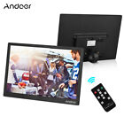 """8/10/12/15/18.5"""" HD Digital Photo Frame LED Electronic Album Picture Player MP4"""
