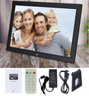 8/10/12/15/18.5' HD Digital Photo Frame LED Electronic Album Picture Player MP4
