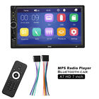 7 Inch 2 DIN Car FM Stereo Radio MP5 MP3 Player HD Touch Screen Bluetooth MT picture