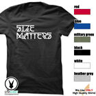 SIZE MATTERS Gym Rabbit T-Shirt Gym Fitness Workout Weightlifting E416 image