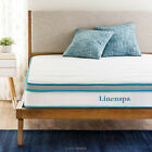 Kyпить Linenspa 8 Inch Innerspring Memory Foam Hybrid Mattress - Twin Full and Queen на еВаy.соm