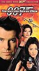 Tomorrow Never Dies (VHS, 1999, James Bond 007 Collection) Pierce Brosnan VCR $10.22 CAD on eBay