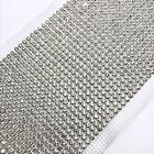 Diamond Rhinestone Lace for Sewing Party Wedding Cake Decoration UK