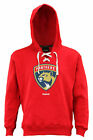Reebok NHL Men's Florida Panthers Primary Jersey Pullover Hoodie $34.99 USD on eBay