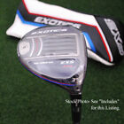 Tour Edge Exotics EXS 220 Fairway Wood - Choose your Loft, Shaft, and Flex - NEW
